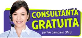 Consultanta campanii sms